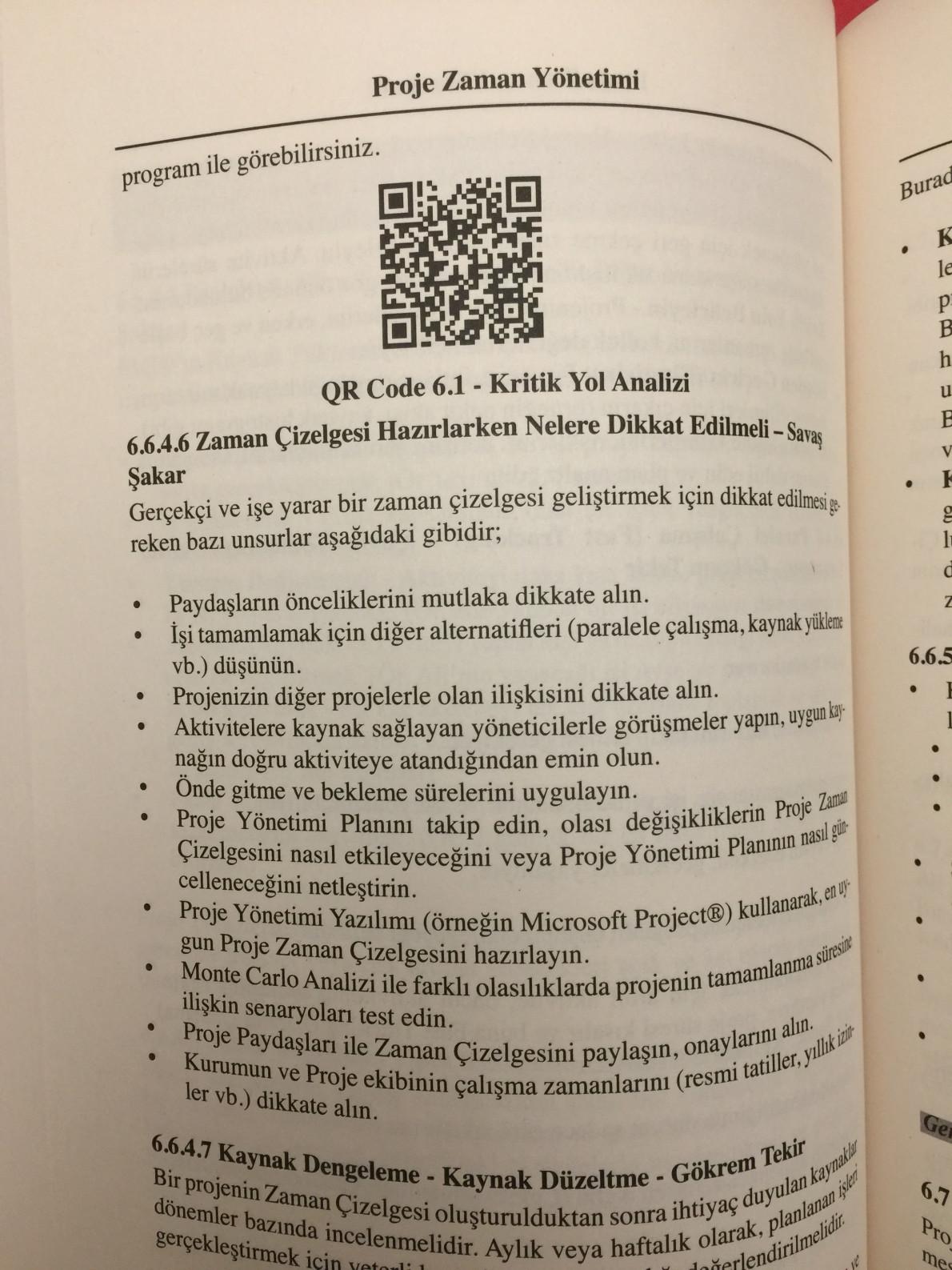 QR Code ile Yönlendirmeler