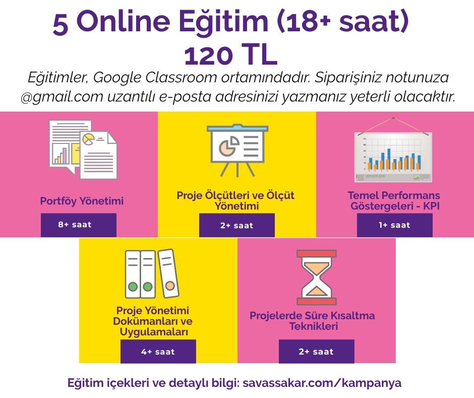 5 Eğitim Kampanyası